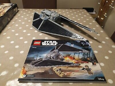 Lego Star Wars TIE Striker (75154) • 30£