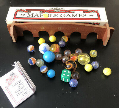 House Of Marbles Marble Games Boxed Vintage And Retro Games Game & Instructions • 4.99£