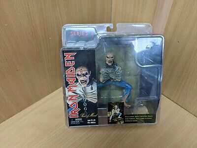 Iron Maiden Piece Of Mind Series 1 Neca Figure - Sealed Box • 20£