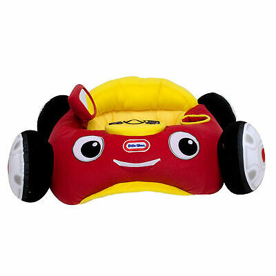 Little Tikes Toy Car Cozy Coupe Plush Seat Activity Chair Baby Fun Toddler Play • 28.95£