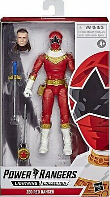 Power Rangers Lightning Collection - Zeo Red Ranger Action Figure • 23.95£