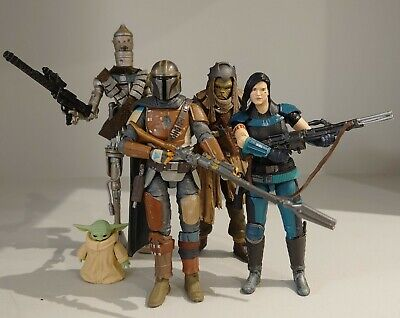 Star Wars The Vintage Collection The Mandalorian 3.75'  Action Figure • 20£