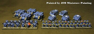 Epic 40k Space MArine Starter Army • 50£