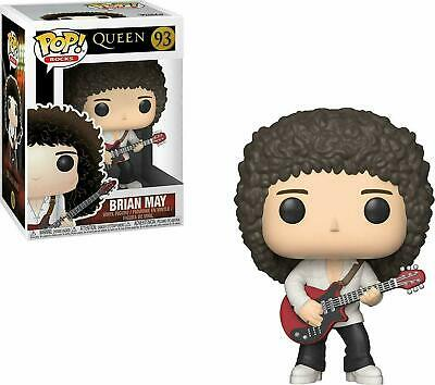 Funko Pop! - Rocks - Queen - Brian May - 93 - With Guitar • 27.99£