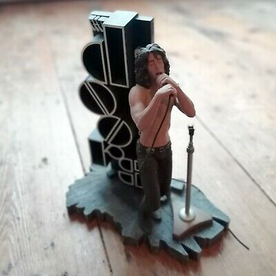 Jim Morrison The Doors McFarlane Toys Figure 2001 • 54£