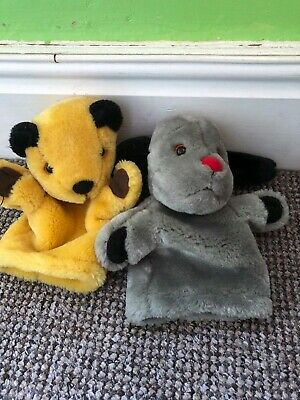 Sooty And Sweep Hand Puppets • 4.70£