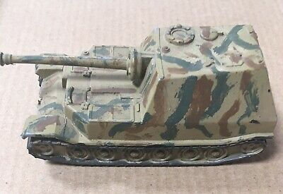 Airfix Oo Elephant Tank No Box Painted • 40£