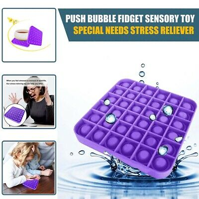 Tangles Relax Therapy Fiddle Fidget Stress ADHD Autism SEN Sensory Fuzzy Toy `! • 5.39£