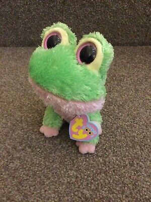 TY Beanie Boo's Collection Frog Kiwi • 21£