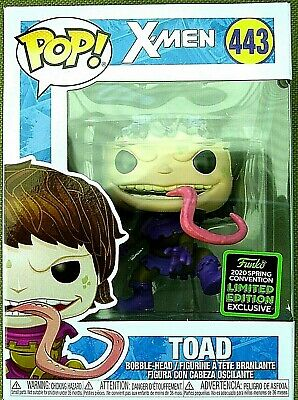 Funko Pop Vinyl-x Men-toad  443  Brand New • 22£