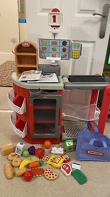 Little Tikes Shop  N  Learn Supermarket Checkout- Interactive • 40£