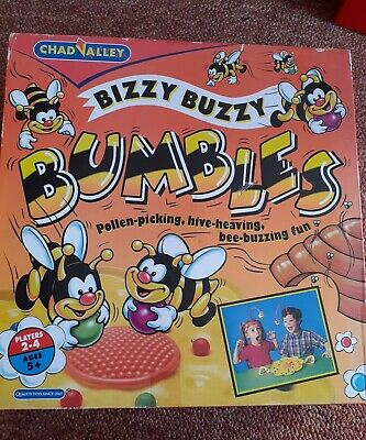 Chad Valley Bizzy Buzzy Bumbles Vintage Game • 5£