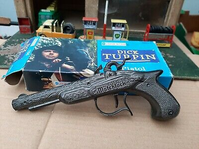 Lone Star Dick Turpin Toy Pistol • 57£