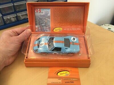 Like Scalextric - Slot It Ford Mk11 GT40 With Digital Chip   - Limited Edition • 39£