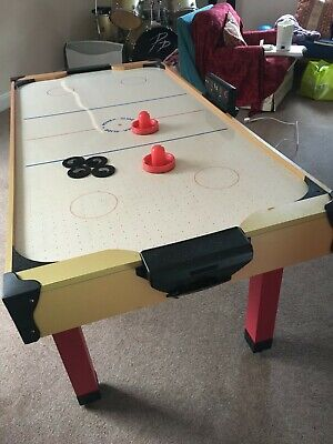 Jacques Air Hockey Table 5' * 2'6 , Used, Collection Only • 20.60£
