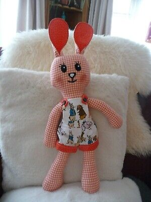 Handmade Cute Bunny, Approx. 20 . Brand New. • 6£