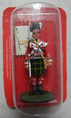 Del Prado Napoleon At War #101 Grenadier, 92nd (gordon) Highlanders, 1815 • 11£