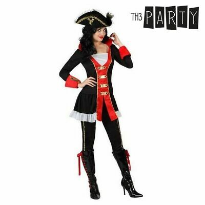 Costume For Adults Pirate Captain (2 Pcs) • 28.40£