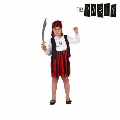Costume For Children Pirate Red • 19.50£