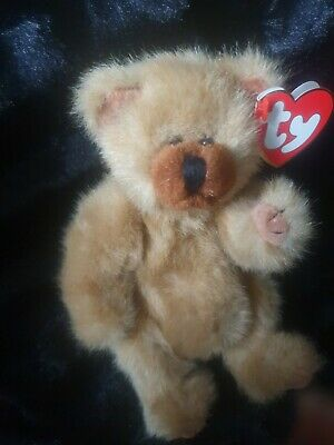 TY THE ATTIC TREASURES COLLECTION Jointed Brown Bear  CODY  Collectable With Tag • 5£