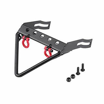 Dilwe RC Car Front Bumper, Steel Front Bumper For Axial SCX10 1/10 Remote • 19.42£