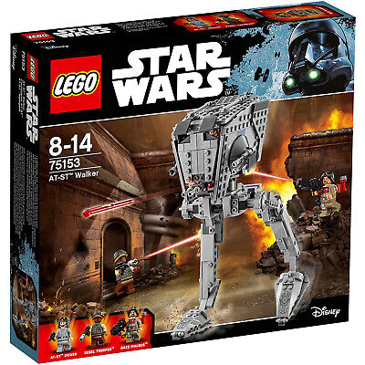 Lego Star Wars AT-ST Walker - Heavily Discounted Ex-Display Stock - Limited Qty • 64.99£