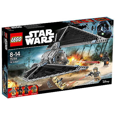 Lego Star Wars TIE Striker - Heavily Discounted Ex-Display Stock - Limited Qty • 69.99£