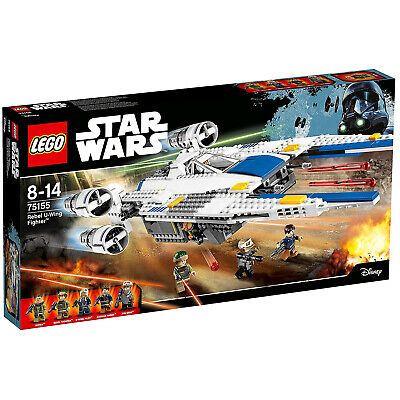 Lego Star Wars Rebel U-Wing Fighter - Heavily Discounted Ex-Display Stock • 99.99£