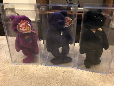 Ty Beanie Baby Princess Diana And Friends • 2£