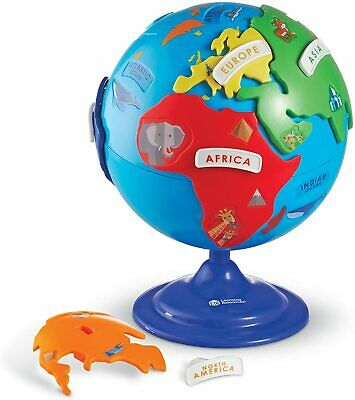 Learning Resources Puzzle Globe • 26.52£