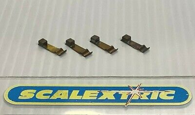 Scalextric Tri-ang Vintage RX CARBON MOTOR BRUSHES E2 X 4 (NEW OLD STOCK) • 9.89£