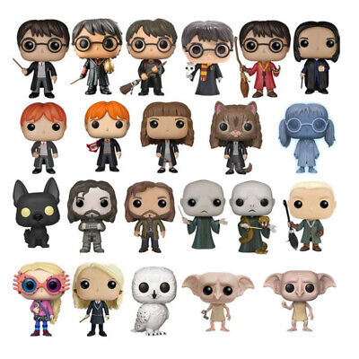 Funko Pop!Harry Potter Draco Malfoy Moaning Myrtle Exclusive Action Figure Toys • 11.99£