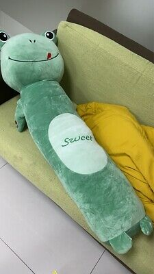 Lazy Plush Toy Long Sleeping Cylindrical Pillow Doll • 21.56£