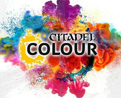 CITADEL VARIOUS LAYER PAINTS (A To M) • 2.20£