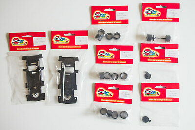 New Airfix/MRRC Toyota 1:32 Slot Car Spare Parts – Chassis, Axle, Tyres, Gears • 19.99£