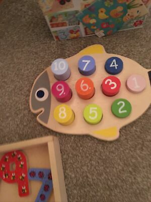 Numbers /Counting Resources Bundle X 4 Excellent Condition • 20£