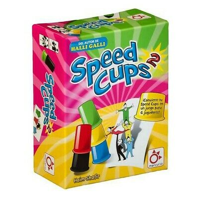 Board Game Speed Cups 2 • 19.30£