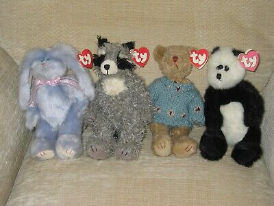 Four Ty Attic Treasure Collection Characters In Perfect Condition • 20£