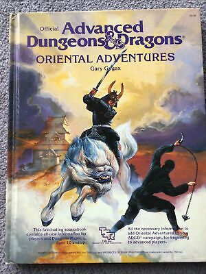 Dungeons And Dragons Vintage Book • 12.30£