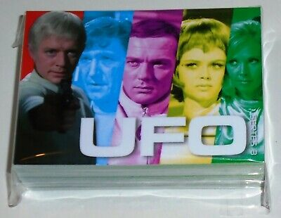 Gerry Anderson UFO Series 3 - 54-Card Mint Base Set By Unstoppable 2020 • 14.99£