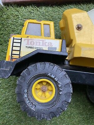 Tonka Toy Concrete Truck Very Old Rare And Collectible  !!!! • 24.99£