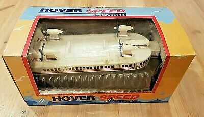 Vintage Hoverspeed Hovercraft Toy - Boxed • 15£