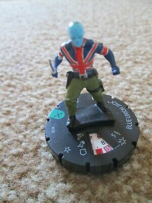 Marvel Heroclix - Earth X - BLUE UNION JACK #28 • 0.99£