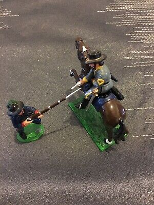Trophy Miniatures Toy Soldiers Acw • 30£