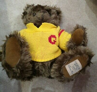 Giorgio Beverly Hills Collectors Bear 1997 • 2.99£