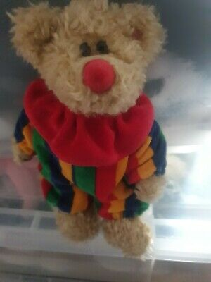 Ty Beanies Bear - Attic Treasures Piccadilly Retired • 3£