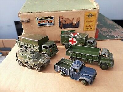 Dinky Vintage Military Collection X 5 • 20£