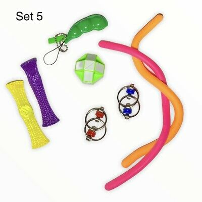 Fidget Toys Set, ADHD Toys, Fidgets, UK Stock, Free Delivery • 10£