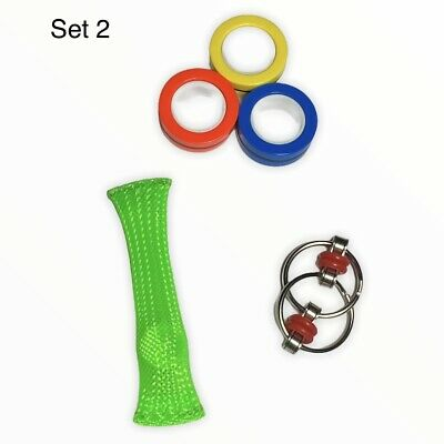 Fidget Toys Set, ADHD Toys, Fidgets, UK Stock, Free Delivery • 6£