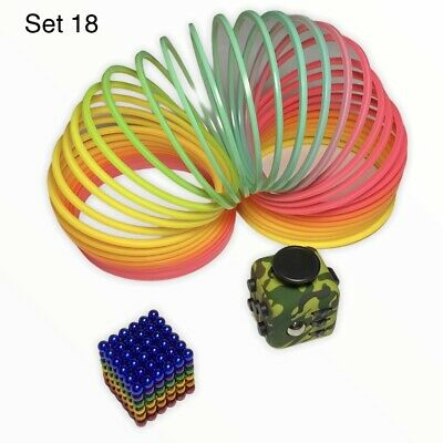 Fidget Toys Set, ADHD Toys, Fidgets, UK Stock, Free Delivery • 29£